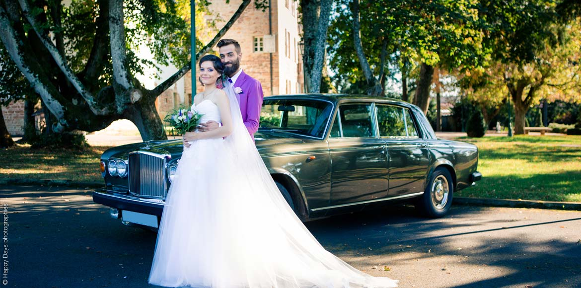 bentley silvershadow mariage photo voiture ancienne